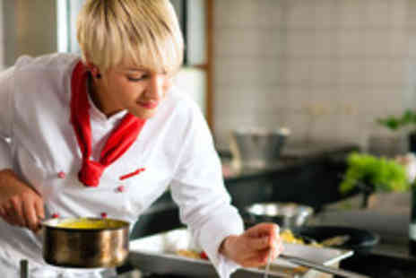 Tennents Training Academy - 4 week cookery course with an award winning chef - Save 59%
