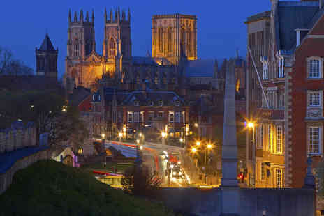 York Boutique Lets - One or Two Night York getaway and Prosecco for up to three people - Save 0%