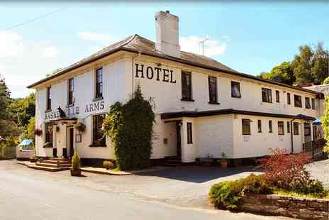 The Baskerville Arms Hotel - Two night stay for two including continental breakfast - Save 54%