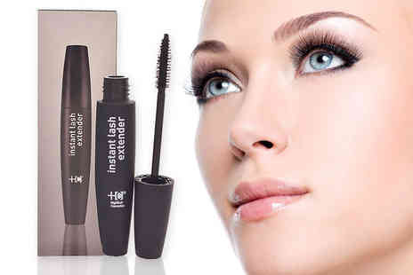 The Beauty Store - Instant lash extender mascara - Save 74%