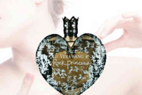 The London Perfume Company - 100ml bottle of Vera Wang Rock Princess - Save 53%