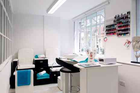 Beauty on the Spot - Shellac Manicure Treatments - Save 0%