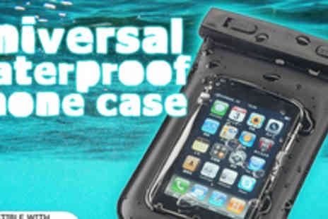 The Gadget Room - Take photos and videos underwater with 60% off a waterproof phone - Save 60%