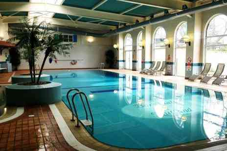 Barnsdale Hall Hotel - Leisure day with flotation therapy treatment and lunch for two - Save 61%