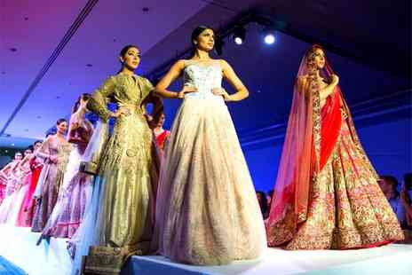 India Fashion Week - Entry for two people to the India Fashion Week event 15th or 16th October 2016 - Save 55%
