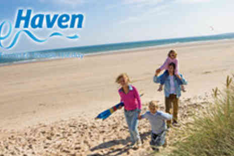 Haven - 3 Night stay in a Superior or higher grade caravan - Save 60%