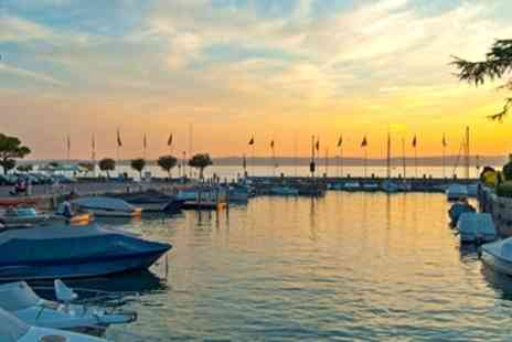 Voyager Travel Direct - Lake Garda 4 Star Week with Meals &Transfer - Save 0%