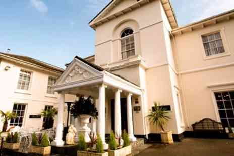 Penventon Park Hotel - Two Night Georgian Mansion Stay inc Dinner - Save 0%