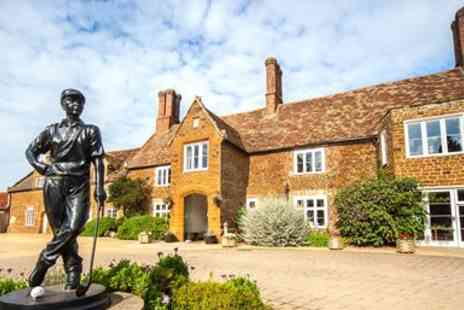 Heacham Manor Hotel - 16th Century Manor Stay with Prosecco - Save 0%