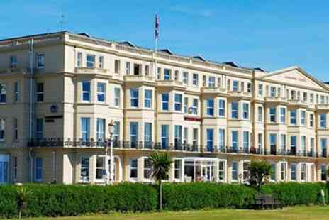 Best Western Lansdowne Hotel - Seafront Eastbourne Stay with Dinner, Save 32% - Save 0%