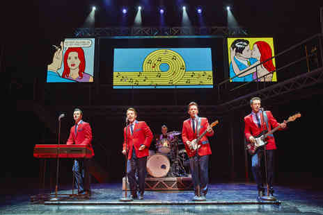SuperBreak - Overnight stay with breakfast and ticket to Jersey Boys - Save 22%