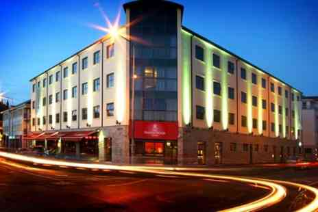 Station House Hotel Letterkenny - One to Three Nights Stay for Two with Breakfast, Tea/Coffee, Muffin and Newspaper - Save 0%