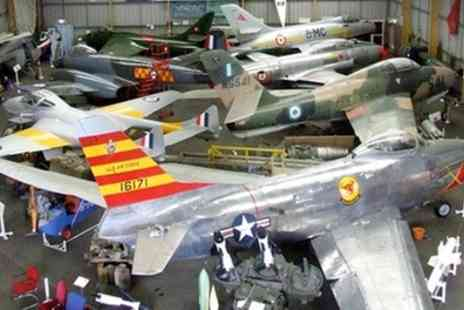 North East Land Sea and Air Museums - Entry to North East Land, Sea and Air Museums for Two Adults or a Family - Save 50%