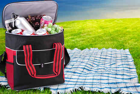 Vivo technologies - 17L Picnic Cooler Bag - Save 70%