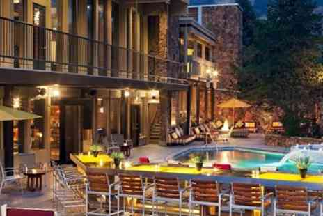 Kimpton Hotel - Aspens Trendiest Hotel into Ski Season - Save 0%