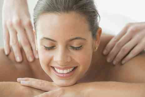 Naveya Beauty - One Hour Massage or Facial with Optional 30 Minute Discovery Facial - Save 53%