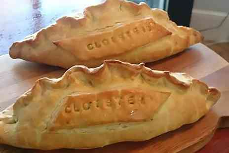 Cloisters Cafe - Pasty and Tea or Coffee To Go Across Up to Four Visits - Save 0%