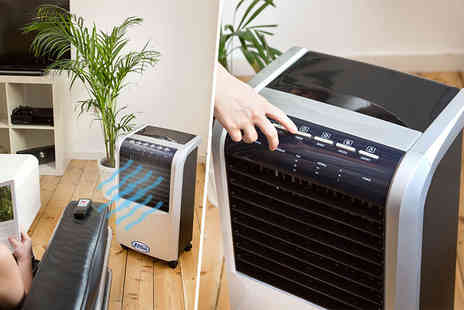 Bart Group - Remote controlled portable AC unit - Save 64%