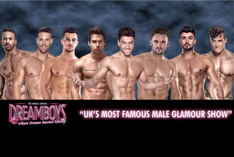 Dreamboys - Ticket to see the Dreamboys with a cocktail, buffet and nightclub entry choose from 12 UK locations - Save 40%