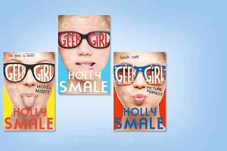 Price Cut Books - Geek Girl three book collection - Save 50%