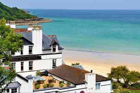 Carbis Bay Hotel - Idyllic St Ives Stay with 3 Course Dinner - Save 0%
