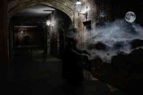 Ghosts Unlimited - Guided Warwick, Leamington Spa or Coventry Ghost Walk for Two - Save 55%