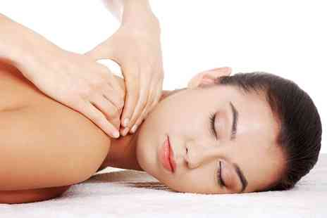 Pure Serenity - 50 Minute Swedish or Aromatherapy Plus 15 Minute Foot Massage - Save 54%