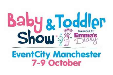 Mercury Events - Ticket to The Baby and Toddler Show on 7th to 9th October 2016 - Save 38%