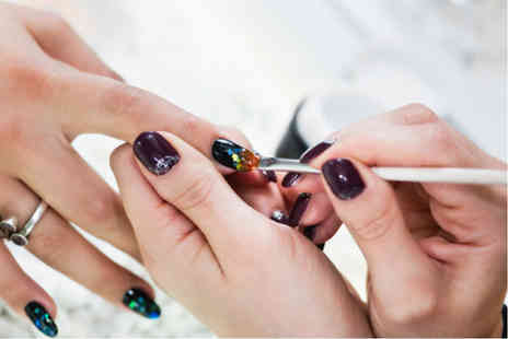 Nails by trix - Luxury manicure and massage - Save 45%