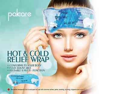 Cappie International AB - Hot and cold relief wrap - Save 78%