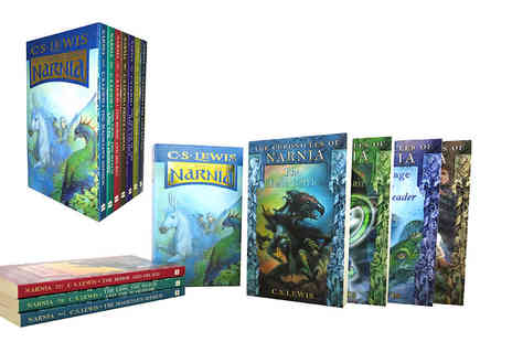 Price Cut Books - Chronicles of Narnia seven book collection - Save 0%