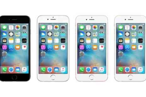 Mobile Phones Direct - iPhone 6s 16GB with Three Network Contract Per Month With Free Delivery - Save 80%