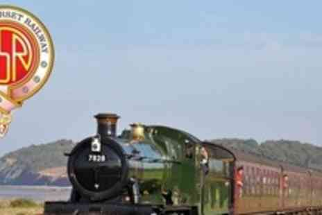 West Somerset Railway - Steam Engine Trip For Family of Up to Six - Save 60%