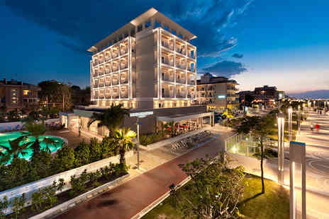 Hotel Ambasciatori Riccione - Four Star 7 nights Stay in a Superior Room - Save 52%