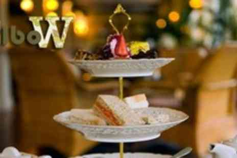 Elbow Bar and Kitchen - Afternoon Tea With Prosecco and Cocktails For Four - Save 66%