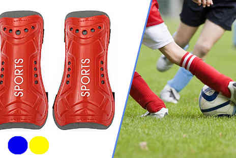 Barrot - Light Football Shin Pads in 3 Colours - Save 0%