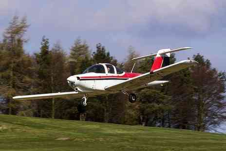 Go Fly Oxford - 20 Minute Cessna 150 Flight Experience - Save 54%
