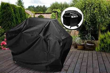 DUK - XL BBQ grill cover - Save 64%