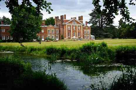 DeVere Warbrook House - £2500 spend towards a wedding at the Garden Suite - Save 80%