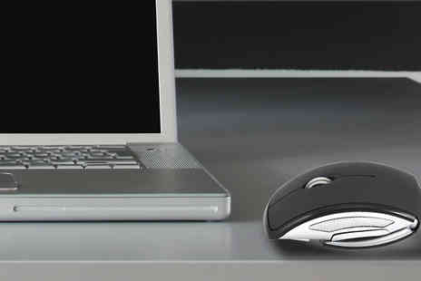 Xpress Buyer - Foldable Wireless Mouse - Save 0%