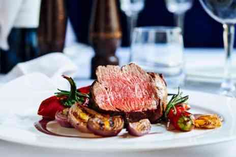 Tom Browns Brasserie - Chateaubriand & Bubbly for 2 - Save 40%