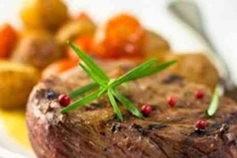 The Barley Mow - Two Course Steak Meal For Two - Save 63%