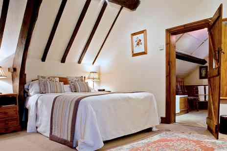 The Crown Country Inn - Overnight Stay with Dinner at Shropshire Inn - Save 36%