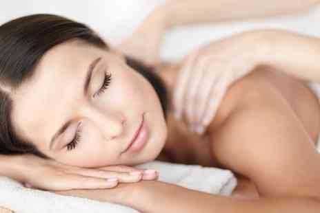 Love Hair and Beauty - Swedish back, neck and shoulder massage plus a facial - Save 77%