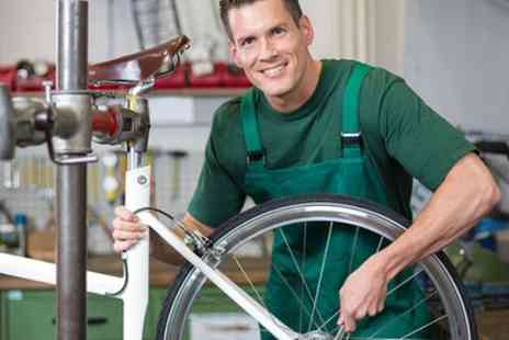 International Open Academy - Bicycle Maintenance Online Course - Save 90%