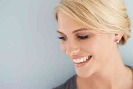 New U Laser Clinic - CACI Eye or Jowl Treatment with a Facial - Save 51%