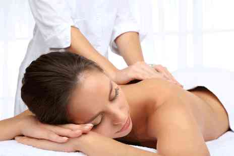 Oriental Healthcare - Seventy or ninety minute acupuncture and massage package - Save 73%