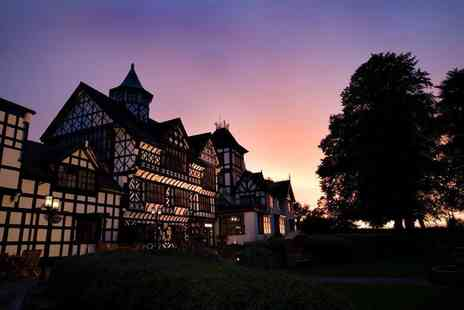 The Wild Boar Hotel - Two night Cheshire stay for two including breakfast - Save 0%