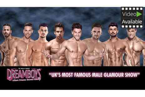 The Dreamboys Live On Stage - The Dreamboys Show with Cocktail, Buffet and After Show Party on 1 October to 17 December - Save 42%