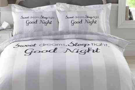 Groupon Goods Global GmbH - Sleep Tight and Sweet Dreams Duvet Sets - Save 0%